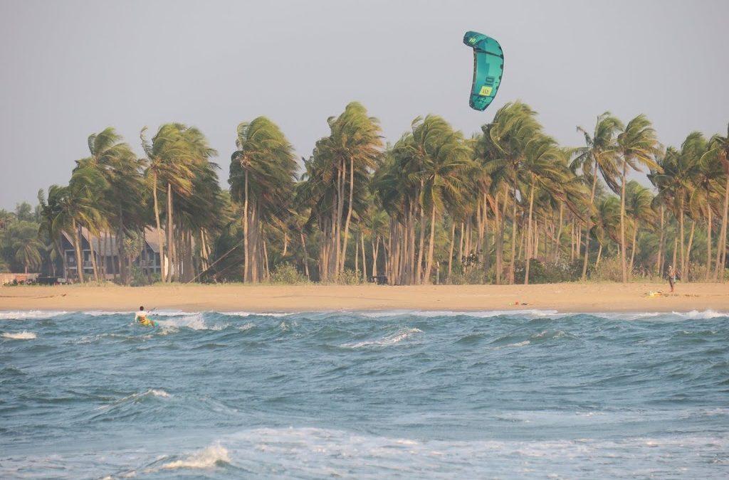 Kitesurfen Paradiese – Kitesurfing in Paradise