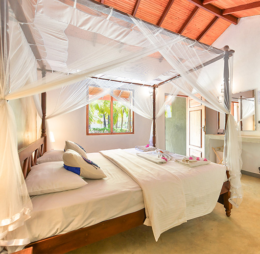 Kite hotel in Sri Lanka - Double Relax Room