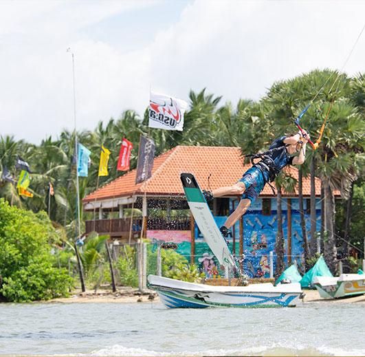 rooms kalpitiya lagoon