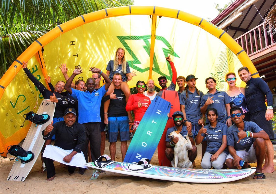 KitesurfTeamSrilanka