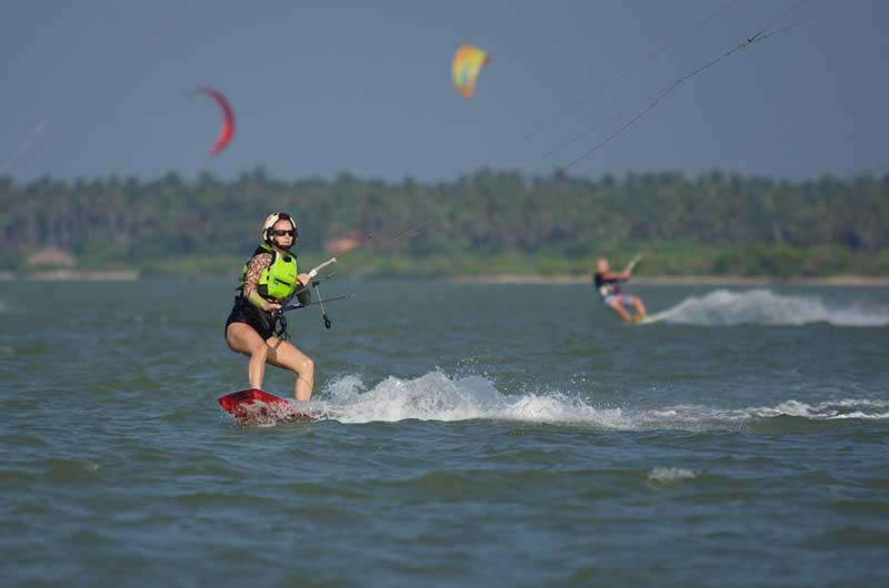 ride your kite in sri lanka