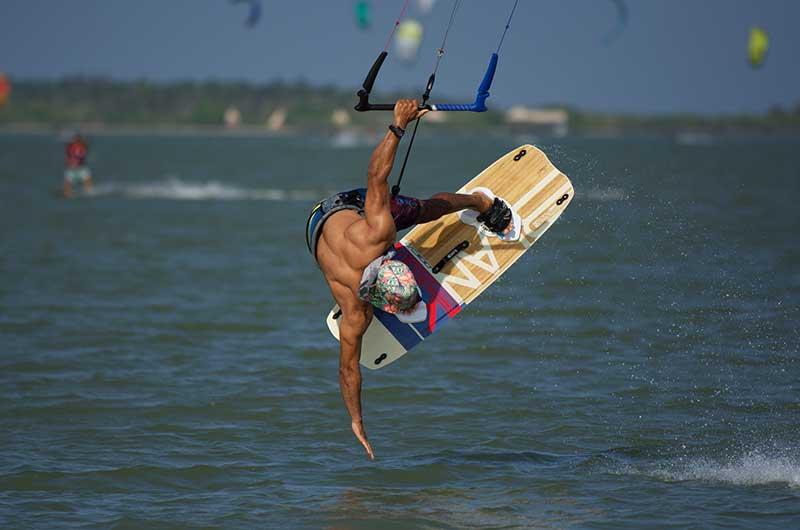kitesurfing in sri lanka