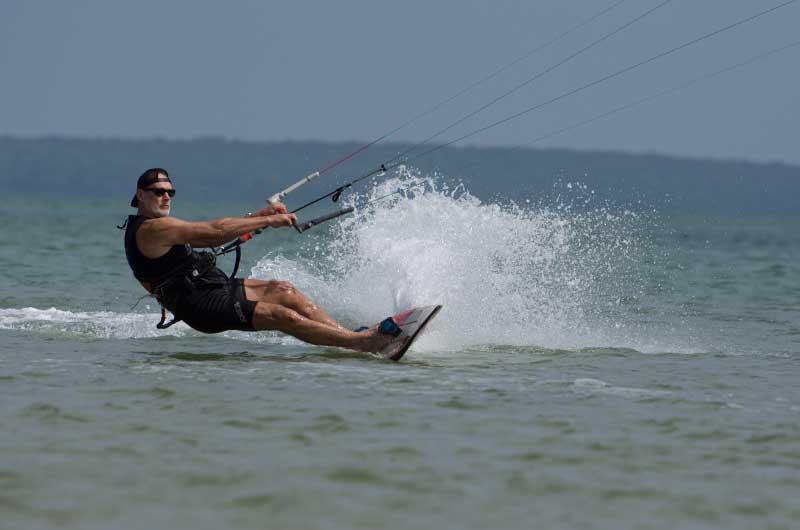 kite surf school in sri lanka