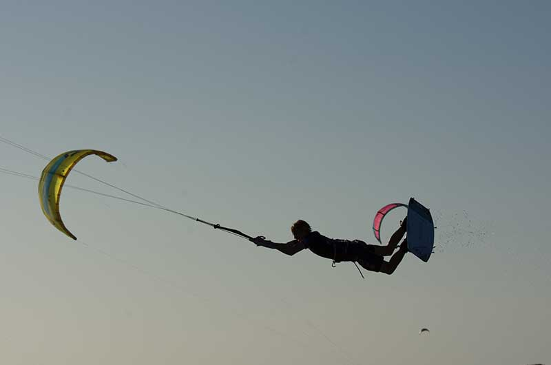 Kitesurf- und Ayurveda Ferien in Sri Lanka