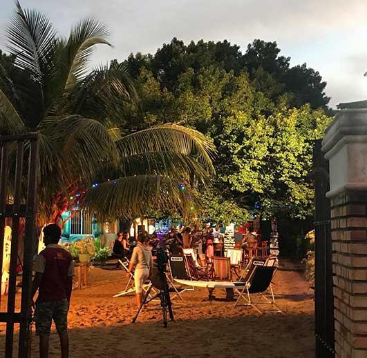 De Silva Windresort kite hotel in sri lanka