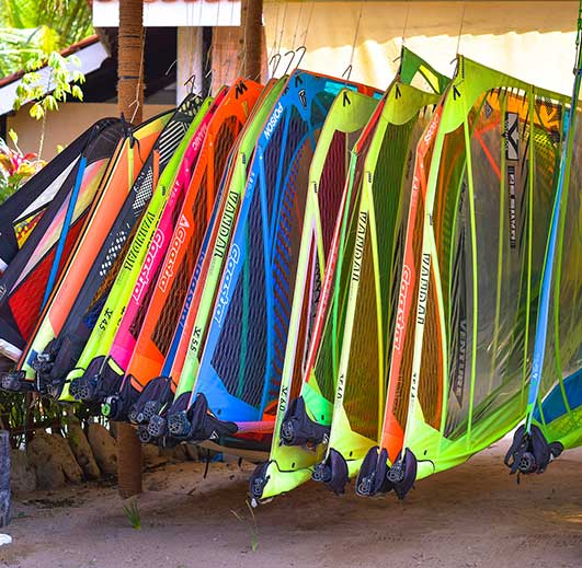 windsurf and kite hotel in sri lanka