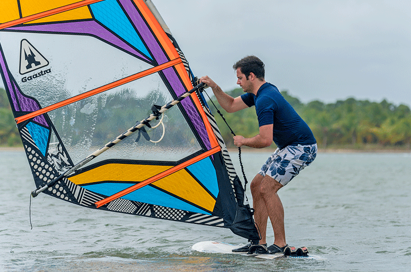 windsurfing in sri lanka