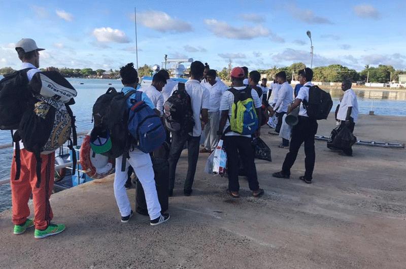2019 Navy Point Jaffna