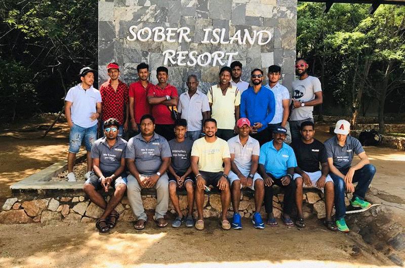 2018 Sober Ilsand Resort
