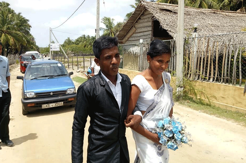 Donation for wedding