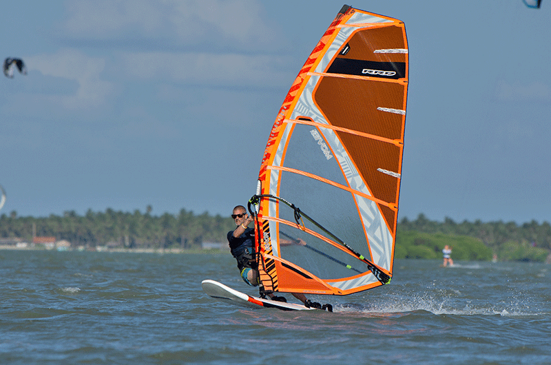 slalom windsurfing in sri lanka