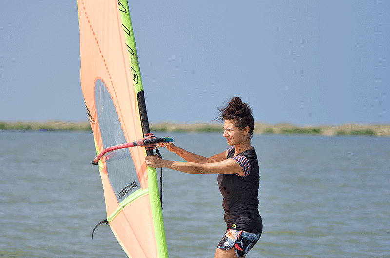 windsurfing beginners in sri lanka