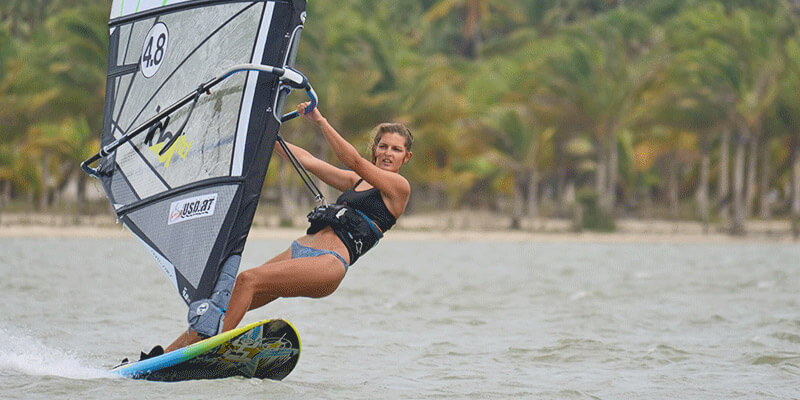 windsurf center in Sri Lanka