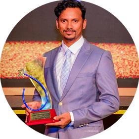 Sri Lanka Tourismuspreis Gewinner 2018 zum besten Wassersport Center in Sri Lanka
