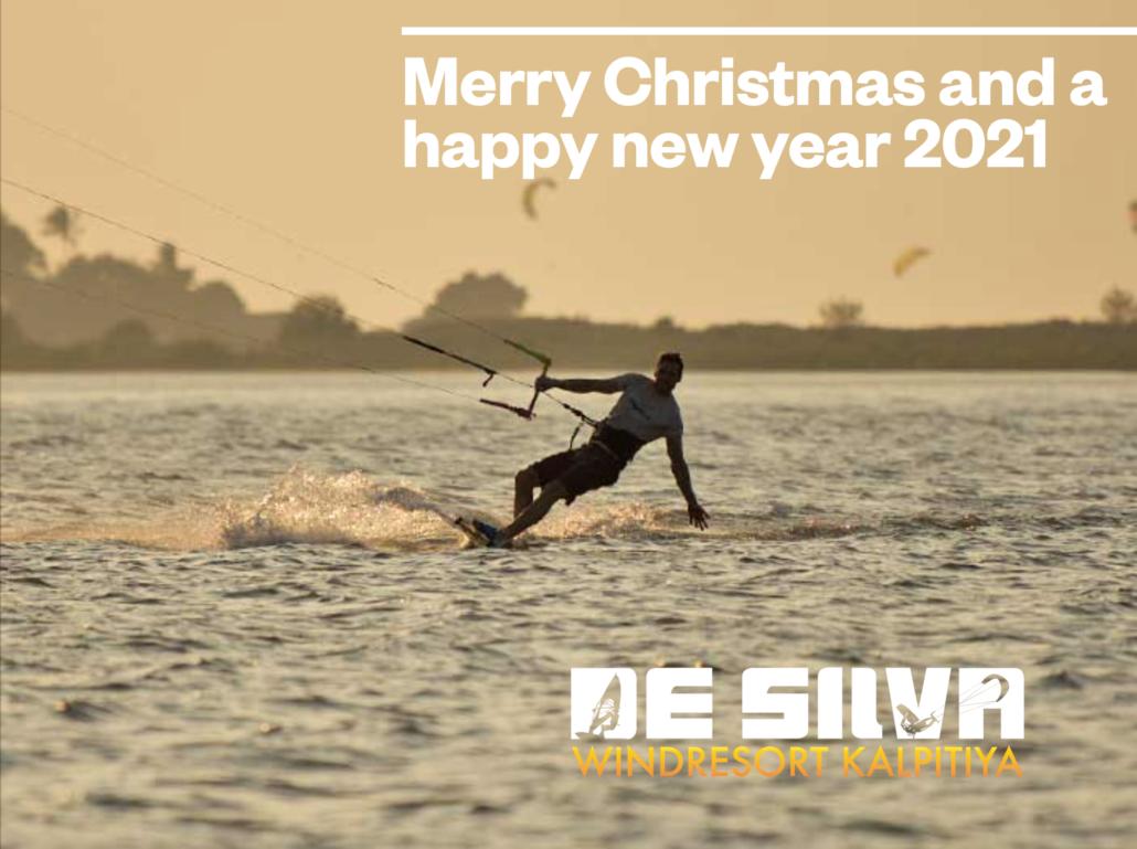 Kitesurf Urlaub über Weihnachten in Sri Lanka