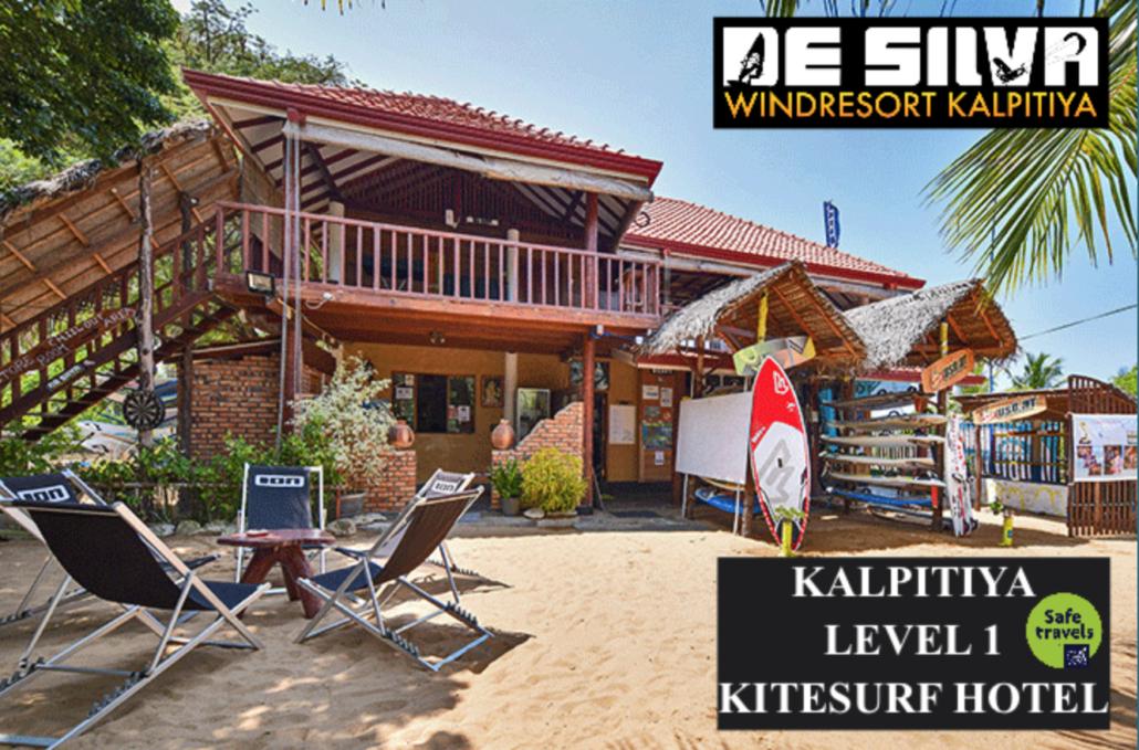 Kitesurfing Level 1 Hotel Sri Lanka