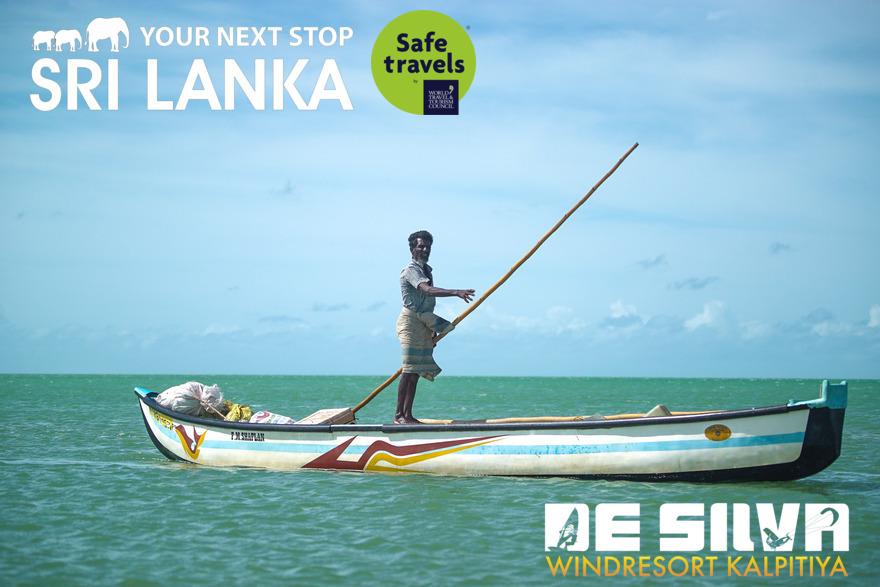 Level1 hotel safe travel kitesurfing srilanka