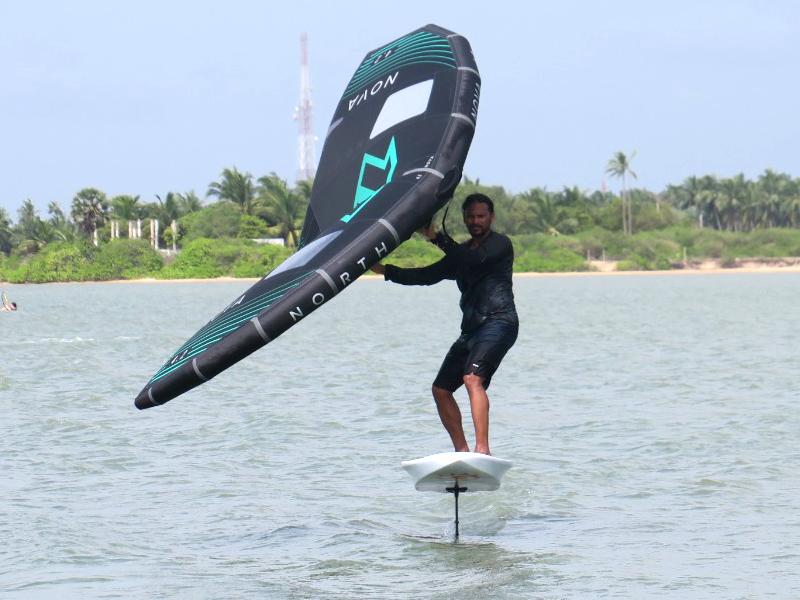 Wingsurfing Sri Lanka
