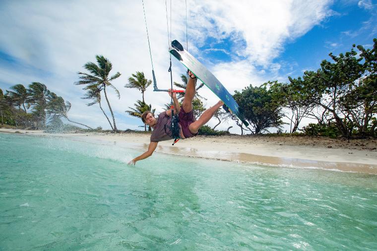 Kitesurfing holidays during Corona